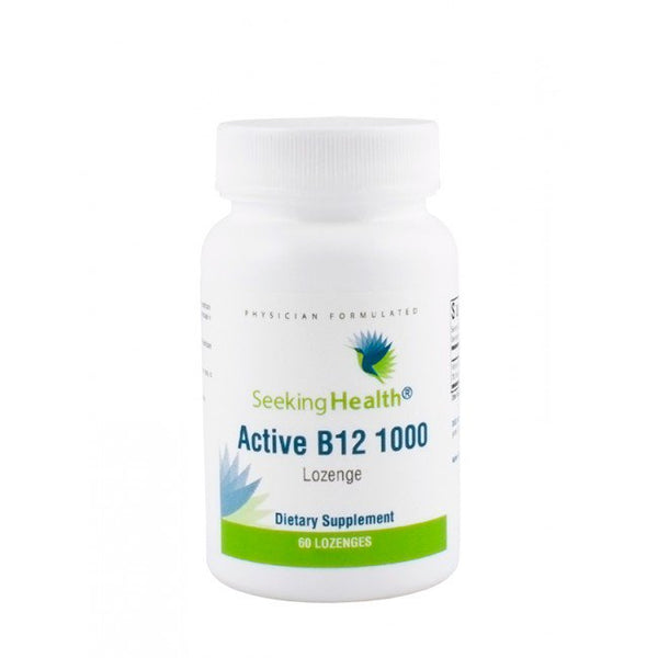 Active B12 1000 Seeking Health