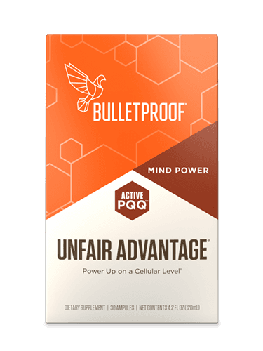 Unfair Advantage Bulletproof (Ventaja injusta)