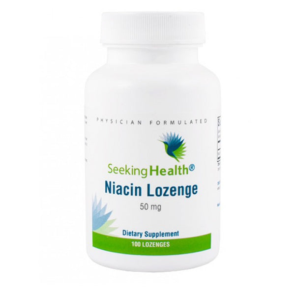 Niacin Seeking Health