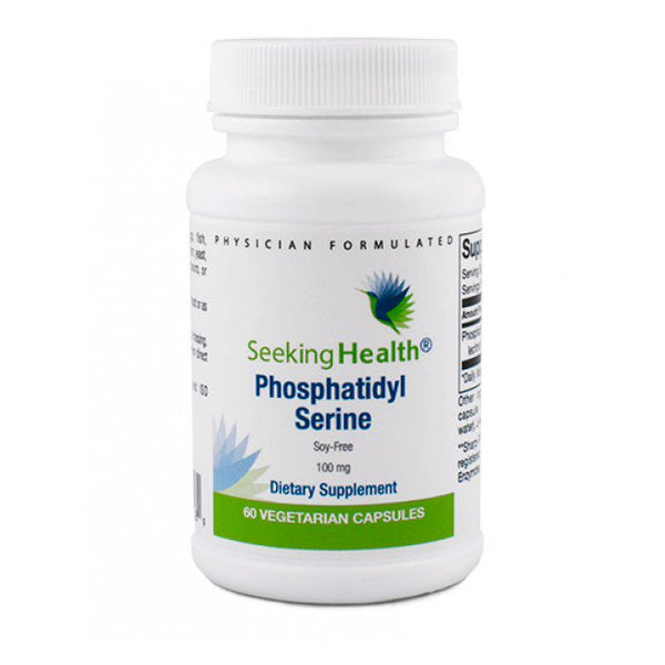 Phosphatidyl Serine Seeking Health
