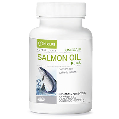 Salmon Oil Plus GNLD