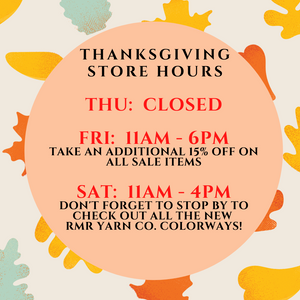 Thanksgiving 2020 Store Hours