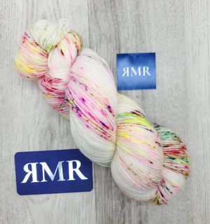 New Colorways!  RMR Yarn Co.