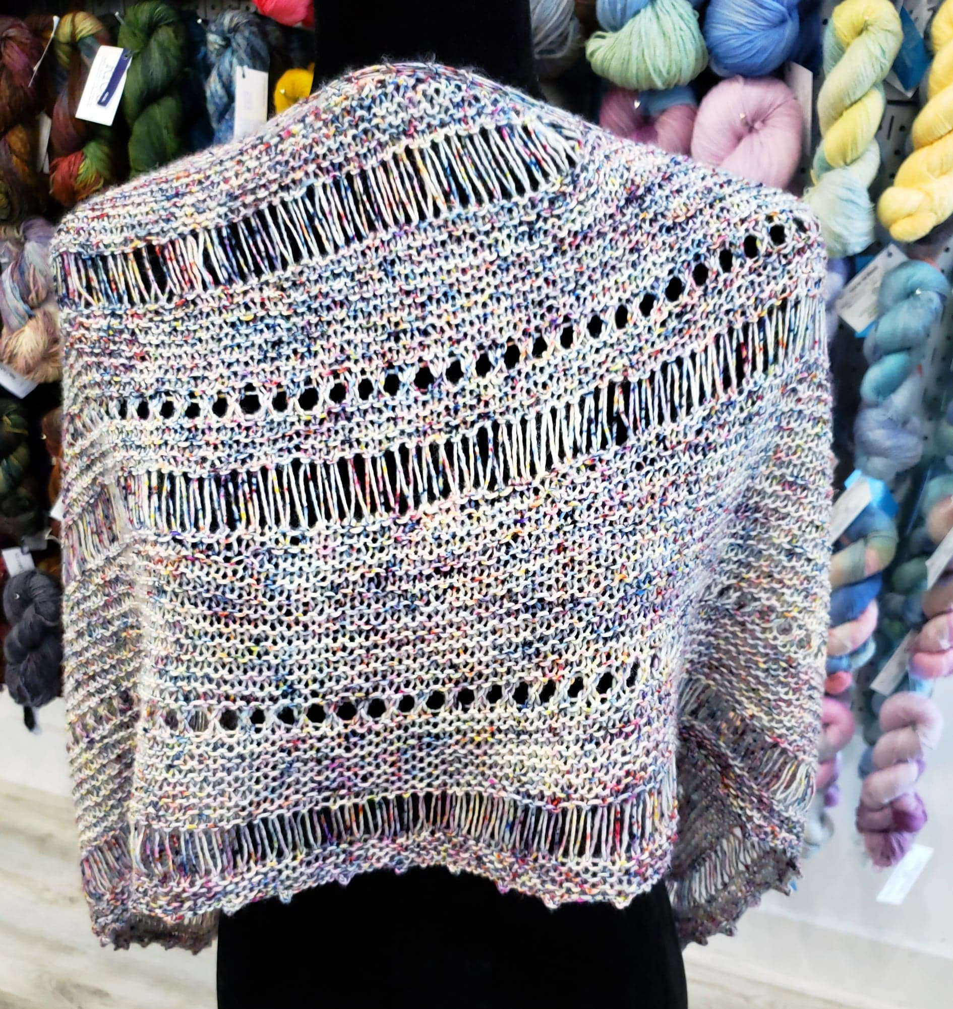 Storm Shawl Kit