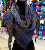 Load image into Gallery viewer, Digital Pattern:  Glimmer Shawl