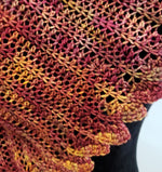 Load image into Gallery viewer, Fronds Shawl Kit