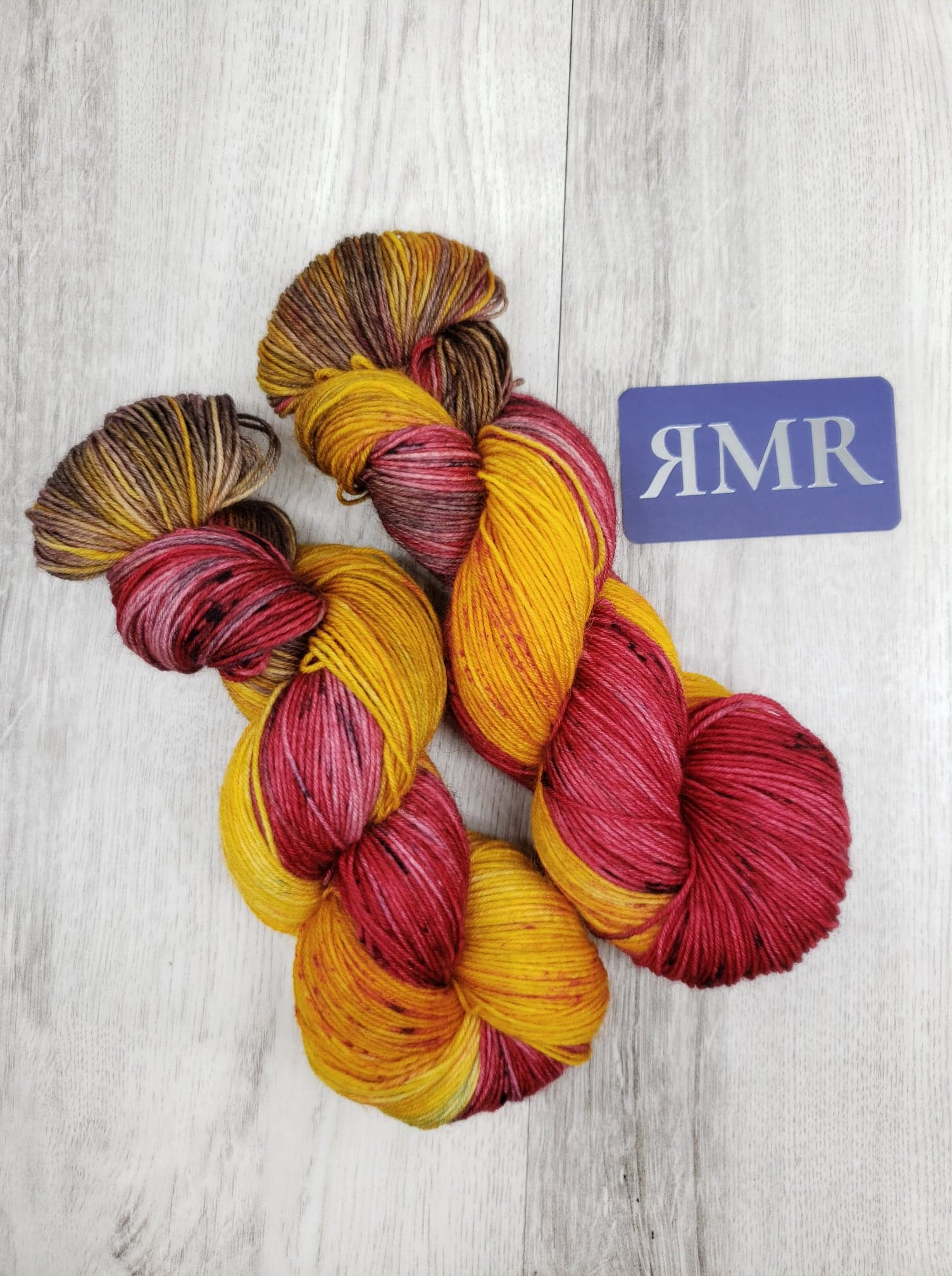 RMR Yarn Co. - Espirales Colorways - Pre-Orders (Shipped Within 2 Weeks)