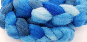 Hopkins Fiber Studio Fiber - OOAKB - Polwarth Silk - #1