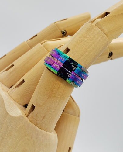 Knitter's Pride Rainbow Row Counter Ring