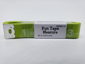 Fun Tape Measure