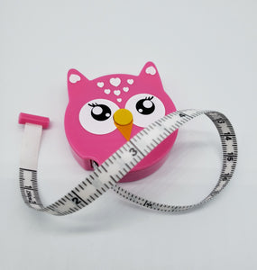 Woodland Creatures Tape Measure