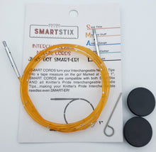 Load image into Gallery viewer, New! Knitter's Pride Smart Stix Smart Cords