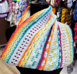 Digital Pattern:  Palindrome Cowl