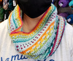 Load image into Gallery viewer, Digital Pattern:  Palindrome Cowl