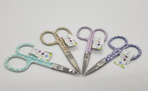 Polka Dot Scissors