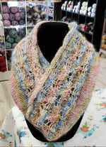 Load image into Gallery viewer, Digital Pattern:  Northwind Snood
