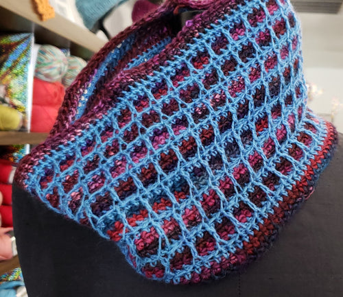 Class:  Intro to Mosaic Crochet