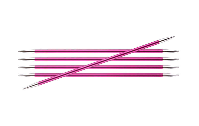 "Knitter's Pride 6"" ZING Double Pointed Needles - DPNs"