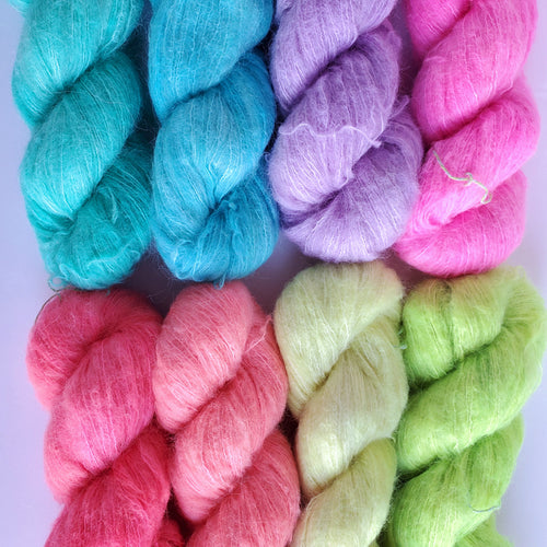 From Me To Yarn - Alpaca Fluff Available In-Store