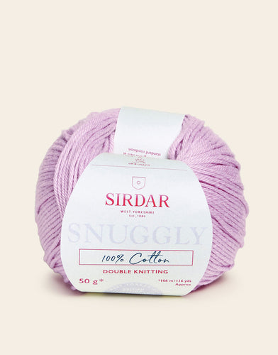 Sirdar Snuggly 100% Cotton