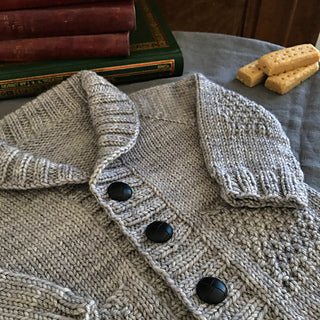 Elevenses Cardigan Kit - Up to 18 Months