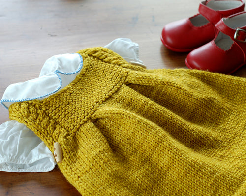 Honey Pie Dress Kit - Up to 12 Months
