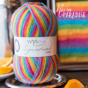 SALE - West Yorkshire Spinners - Signature 4 Ply