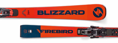 2020 Blizzard HRC Skis w/ X-Cell 12 Bindings