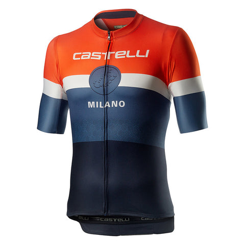 Castelli Milano Men's Cycling Jersey