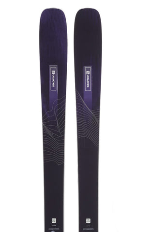 Salomon Stance 88 Women's Alpine Skis
