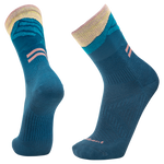 Le Bent Le Lucy Trail Ultra Light 3/4 Crew Socks