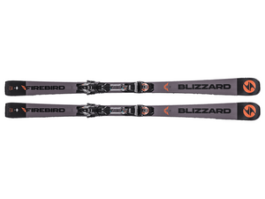 2020 Blizzard Firebird Ti Skis w/ TPC 10 Bindings
