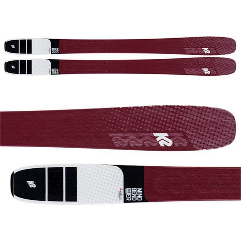 2020 K2 Mindbender 106c Alliance Women's Skis