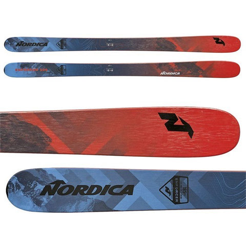 2020 Nordica Enforcer 100 Skis