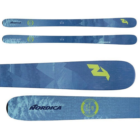 2020 Nordica Santa Ana 88 Women's Skis