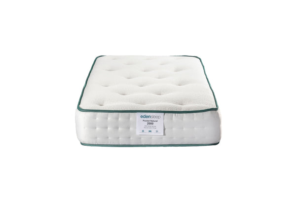 Eden Pocket Natural 2000 Mattress