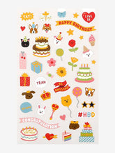Load image into Gallery viewer, Paper Sticker - 09 Happy Birthday