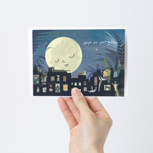 Load image into Gallery viewer, The Moon Card
