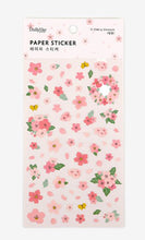 Load image into Gallery viewer, Paper Sticker - 11 Cherry Blossom