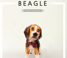Load image into Gallery viewer, Nicole Paper - Beagle
