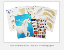 Load image into Gallery viewer, Nicole Paper - Unicorn