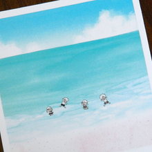 Load image into Gallery viewer, Polaroid-Summer Beach
