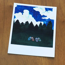 Load image into Gallery viewer, Polaroid ver.2-Night Sky