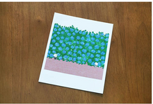 Load image into Gallery viewer, Polaroid ver.2-French hydrangea
