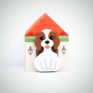 Puppy House Memo It Coco (Beagle)
