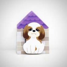 Load image into Gallery viewer, Puppy House Memo It Ddung (Shitzu)