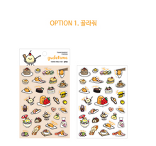 "Load image into Gallery viewer, Gudetama Stickers: Option 1 ""Pick me"""