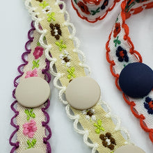 Load image into Gallery viewer, Embroidered Lanyard