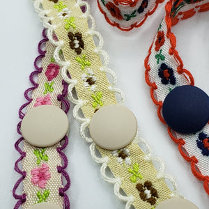 Embroidered Lanyard