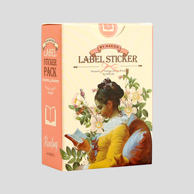 Label Sticker Pack - Reading